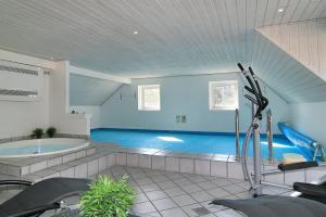 Holiday home Vester D- 5088, Ferienhäuser  Sønderho - big - 14