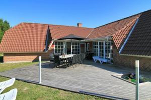 Holiday home Vester D- 5088, Ferienhäuser  Sønderho - big - 3