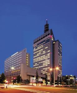 仙台國際酒店 (Sendai Kokusai Hotel)