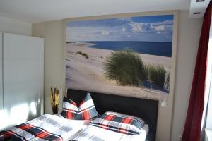 Apartment mit Meeresblick
