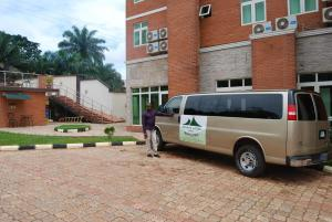 Kennan Lodge, Lodge  Nsukka - big - 32