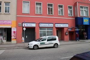 Вена - Hotel Peck