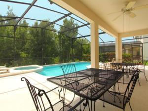 Jasmine Home by Florida Dream Homes, Case vacanze  Kissimmee - big - 7