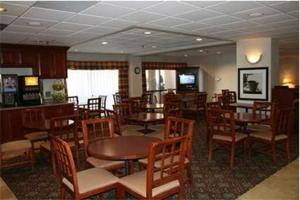 Hampton Inn East Peoria, Hotels  Peoria - big - 21