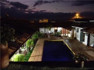 La Serrana Hostal Spa, Hotel  Socorro - big - 21