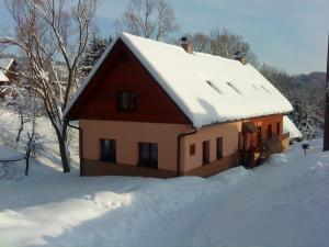 Chata Chalupa u Kuby Vysoké nad Jizerou Česko