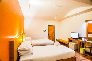 Jingjit Hotel, Hotely  Krabi town - big - 9