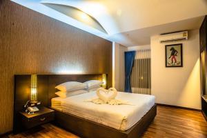 Jingjit Hotel, Hotely  Krabi town - big - 8