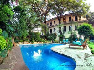 Hotel Aranjuez Cochabamba