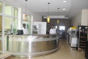 Kennan Lodge, Lodges  Nsukka - big - 28
