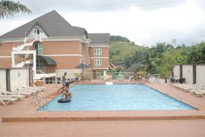 Kennan Lodge, Lodge  Nsukka - big - 24