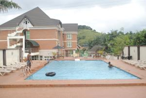 Kennan Lodge, Lodge  Nsukka - big - 44