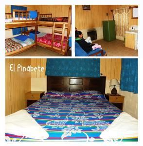El Pinabete Finca & Cabañas, Hostince  La Granadilla - big - 4