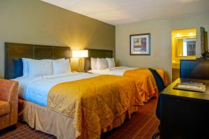 Quality Inn Phoenix Airport, Hotels  Phoenix - big - 3