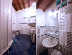 Casa Di Campagna In Toscana, Загородные дома  Совичилле - big - 36