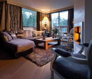 Les Appartements du Domaine du Jardin Alpin - Apartment - Courchevel
