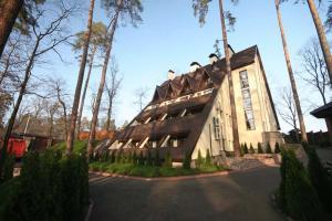 Отель Колыба Хаус, Киев