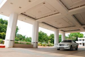 SRM Hotel, Hotels  Tiruchchirāppalli - big - 34