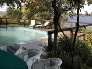Kayube Zambezi River House