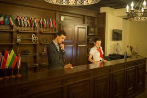 Отель Монастырский - фото 5