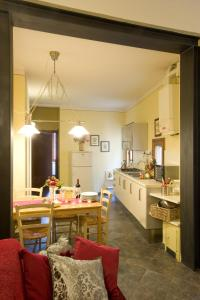 Apartment Oltrarno Firenze, Apartmány  Florencie - big - 13