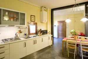 Apartment Oltrarno Firenze, Apartmány  Florencie - big - 15
