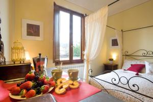 Apartment Oltrarno Firenze, Apartmány  Florencie - big - 9