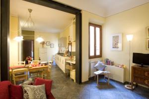 Apartment Oltrarno Firenze, Apartmány  Florencie - big - 7