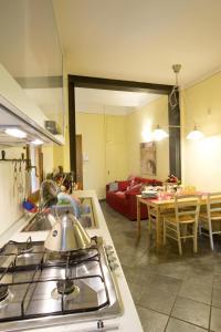 Apartment Oltrarno Firenze, Apartmány  Florencie - big - 2