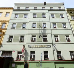 Aparthotel Lublanka, Hotely  Praha - big - 74