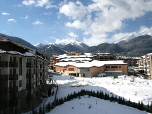Bansko Ski Apartments in Bansko Royal Towers