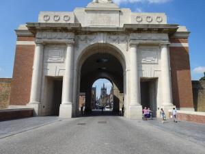 Holiday Home Ieper Market Square, Nyaralók  Ypres - big - 54
