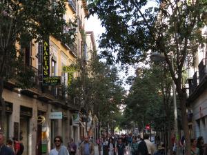 Мадрид - Hostal Palacios Fuencarral