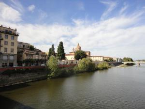 Apartment Oltrarno Firenze, Apartmány  Florencie - big - 6