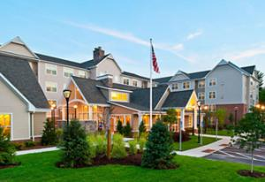 Nearby hotel : Residence Inn Concord