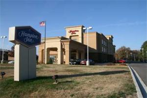 Nearby hotel : Hampton Inn Martin