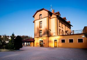 Hotel Žižkovy lázně