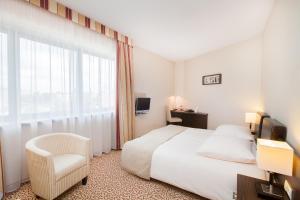 Qubus Hotel Łódź, Hotels  Łódź - big - 10