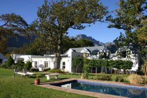 Auberge La Dauphine Guest House, Penziony  Franschhoek - big - 19