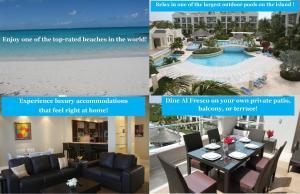 The Atrium Resort, Курортные отели  Грейс-Бэй - big - 1
