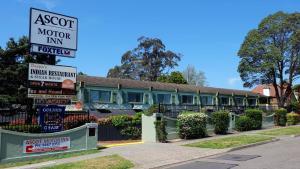 Ascot Motor Inn - Wahroonga, New South Wales, Australia