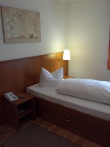 Hotel am Exerzierplatz, Отели  Мангейм - big - 9