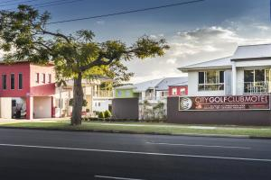 City Golf Club Motel - Toowoomba, Queensland, Australia