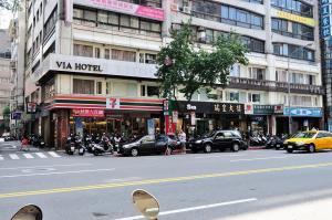 Via Loft Hotel, Hotely  Tchaj-pej - big - 51
