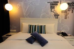 Via Loft Hotel, Hotely  Tchaj-pej - big - 22