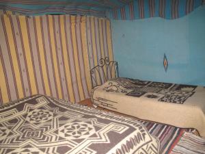 Marhaba Camp, Camel & Sandboarding, Zelt-Lodges  Merzouga - big - 9