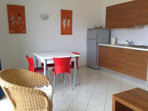 One Bedroom Apartment Fogo Residence, Apartments  Santa Maria - big - 7