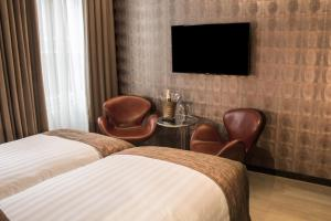 Amosa Hotel & Apartments Liège Center