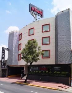 Мехико - Hotel Kron