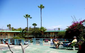 Motel Presidente, Hotels  Ensenada - big - 6